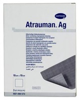 Atrauman AG/Атрауман АГ - серебросодержащие мазевые повязки