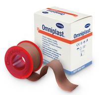 Omniplast/Омнипласт - пластырь из текстильной ткани.