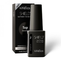 Kinetics Верхнее покрытие без липкого слоя с защитой от пожелтения SHIELD Booster Tack Free Top Coat