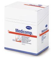 MEDICOMP steril - Салфетки (стерильные): 7,5 х 7,5 см; 25х2 шт.