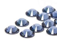Стразы Swarovski Denim Blue (арт.266) с плоским дном