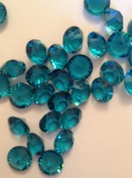 """NEW!!! Ювелирные кристаллы конусные """"Turquoise"""""""