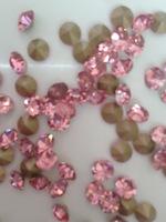 """NEW!!! Ювелирные кристаллы конусные """"Light Rose"""""""