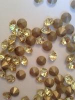 "NEW!!! Ювелирные кристаллы конусные ""Jonquil"""