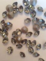 "NEW!!! Ювелирные кристаллы конусные ""Black Diamond"" крупные"