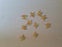 Декор для дизайна ногтей -  Морские звездочки
