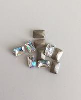 "NEW!!! Ювелирные кристаллы формы ""Багет"""