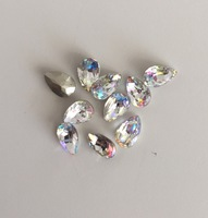 "NEW!!! Ювелирные кристаллы формы ""Груша"" (капелька)"