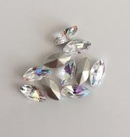 """NEW!!! Ювелирные кристаллы формы """"Маркиз"""""""