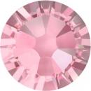 Стразы Swarovski Light Rose (арт.223) с плоским дном