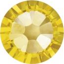 Стразы Swarovski Light Topaz (арт. 226) с плоским дном
