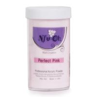 "Nfu.Oh Акриловая пудра ""Perfect Pink""  прозрачно-розовая 85гр"
