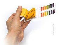 Лакмусовая индикаторная бумага (PH полоски 80 шт) 1 - 14